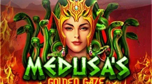 Новый слот Medusa's Golden Gaze